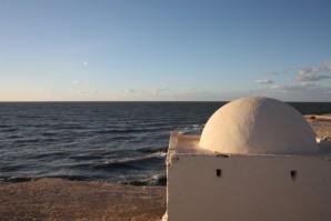 mosquee bord de mer
