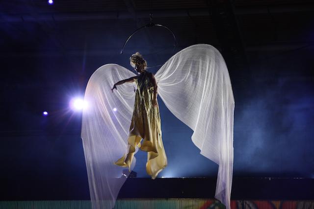 alla vita - cirque du soleil - expo milano