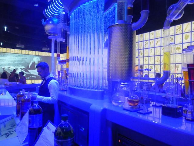 russie bar